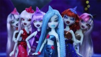 Bratzillaz Midnight Beach Dolls